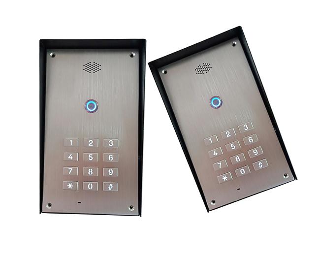 Wireless Intercom System Access Control System